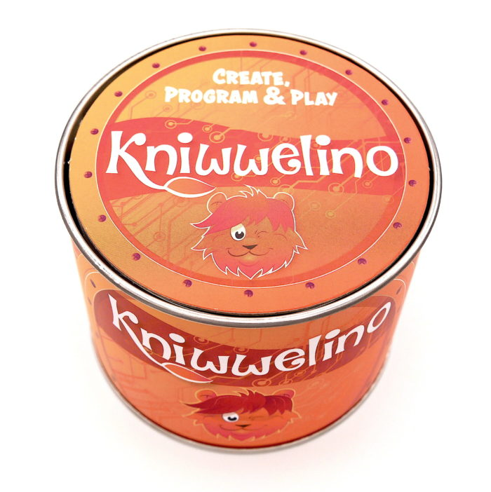 Box fermee du Kniwwelino