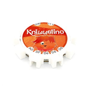 Carte électronique Kniwwelino recto